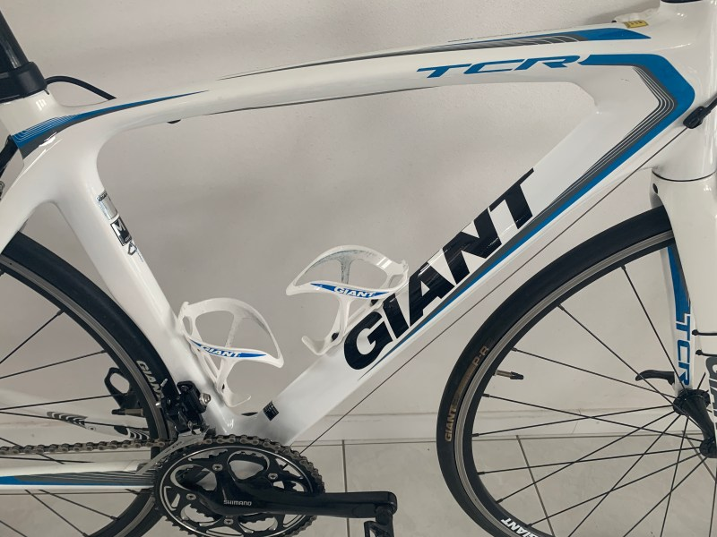 Giant TCR Carbon Shimano 105