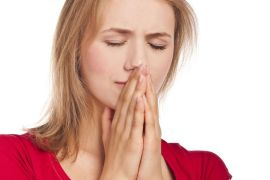 как молится чтобы бог слышал