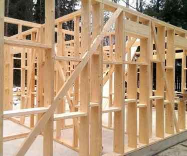 каркасное строение, строительство каркасных домов, технология строительства каркасных домов, преимущества каркасных домов