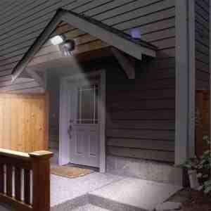 Светильники с датчиком движения: экономия и комфорт в вашем загородном доме