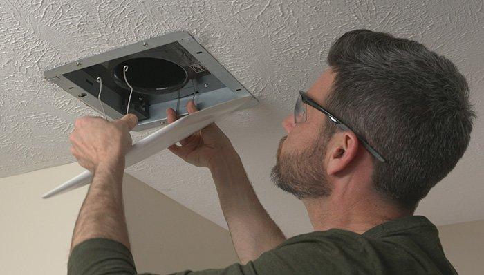 Bathroom Exhaust Fan Installation Only 99  Pro