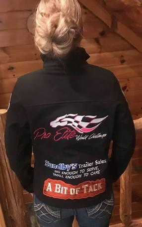 PEWC jacket- back