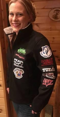 PEWC jacket- left