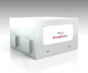 sound proof projector enclosure