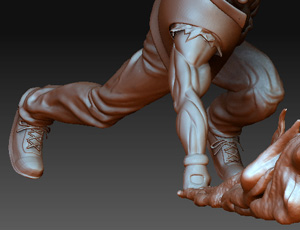 Maya: Zbrush Sculpting Workshop - Design Engine