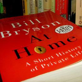 home: Bill Bryson