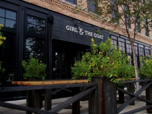 The Girl & Goat Restaurant