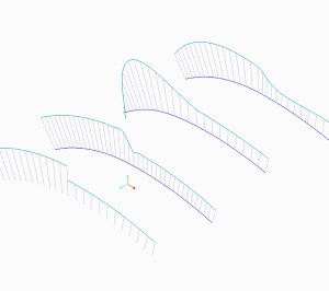 Curvature is explained with G0 thru approaching G3 & compared to approximate composite curves