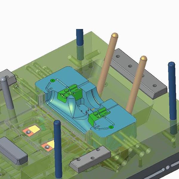 Creo Level 10: Mold Design - Design-Engine Education