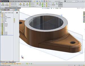 Design-engine Learning Solidworks Model