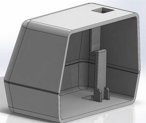solidworks plastic part design