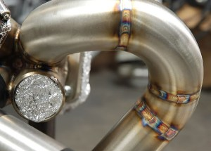 welded expansion chamber