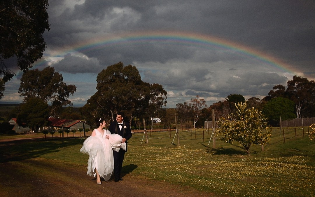 Macedon Ranges Wedding Videography – Joel & Desiree