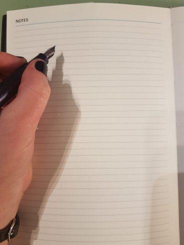 notes pour éviter l'échec de ses objectifs