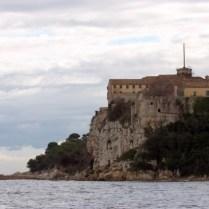 Sainte Marguerite - la 3ème prison