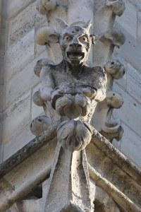 Gargouille de Notre Dame de Paris