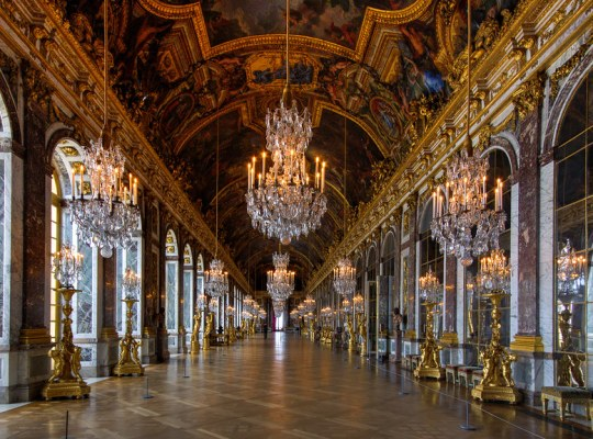 Versailles par G · RTM