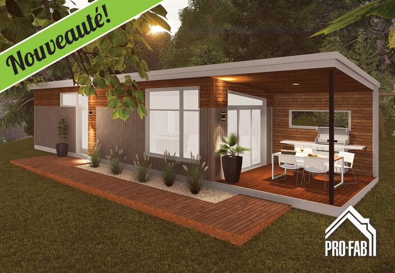 ProFab  Modular manufactured prefabricated home builder  Eldorado model