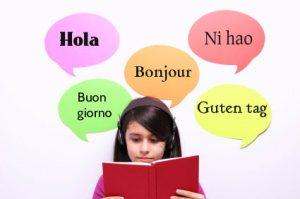 Copiii bilingvi