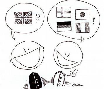 Limba engleză - Lingua franca