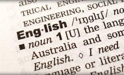 Topica in limba engleza
