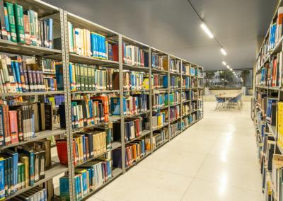 Biblioteca Central Miguel Henríquez Castañeda
