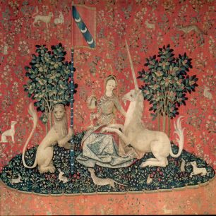 The Lady and the Unicorn, Sight