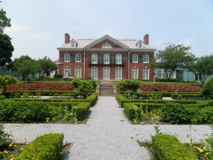 A trip to Saginaw would not be complete without visiting the Saginaw Art Museum housed in the Ring Mansion at 1126 N. Michigan. The mansion was designed by Charles Adams Platt in 1903; today the home and its gardens provide visitors with a tranquil place to enjoy the collections.
