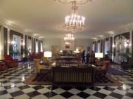 Lobby of Dearborn Inn