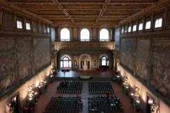 Hall of Five Hundred--Palazzo Vecchio