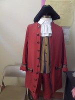 Man's Costume in Elfreth's Alley Home