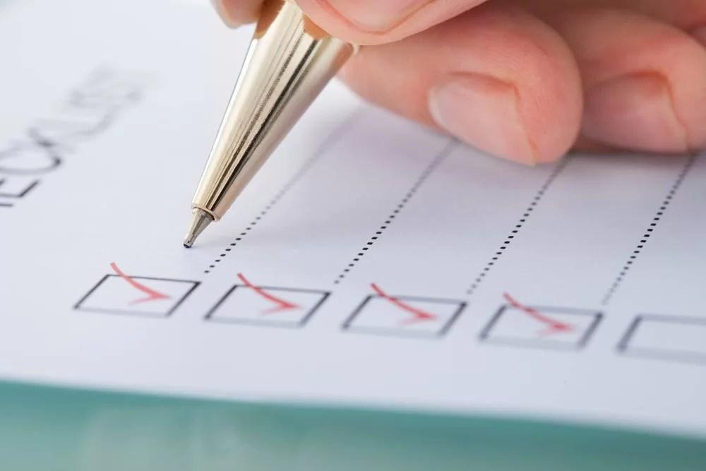 Checklist 10 stappen voor je een blog live zet #profbloggers #checklist