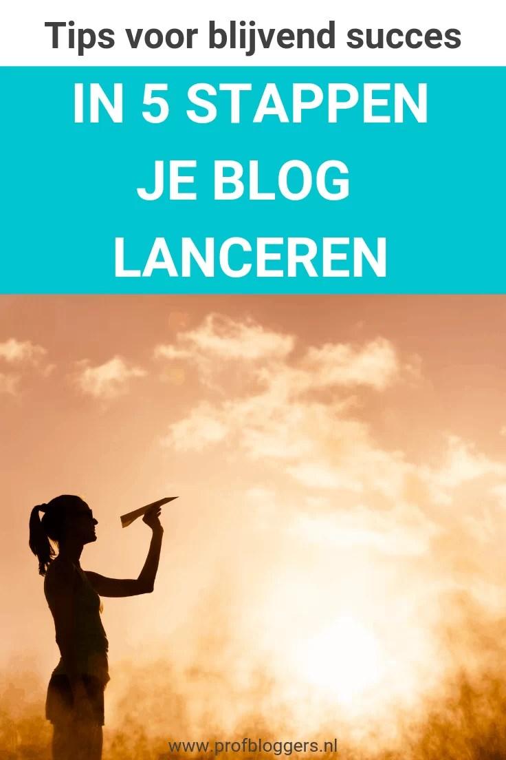 Blijvend blogsucces - wil jij langdurig succesvol zijn? Zet deze 5 stappen