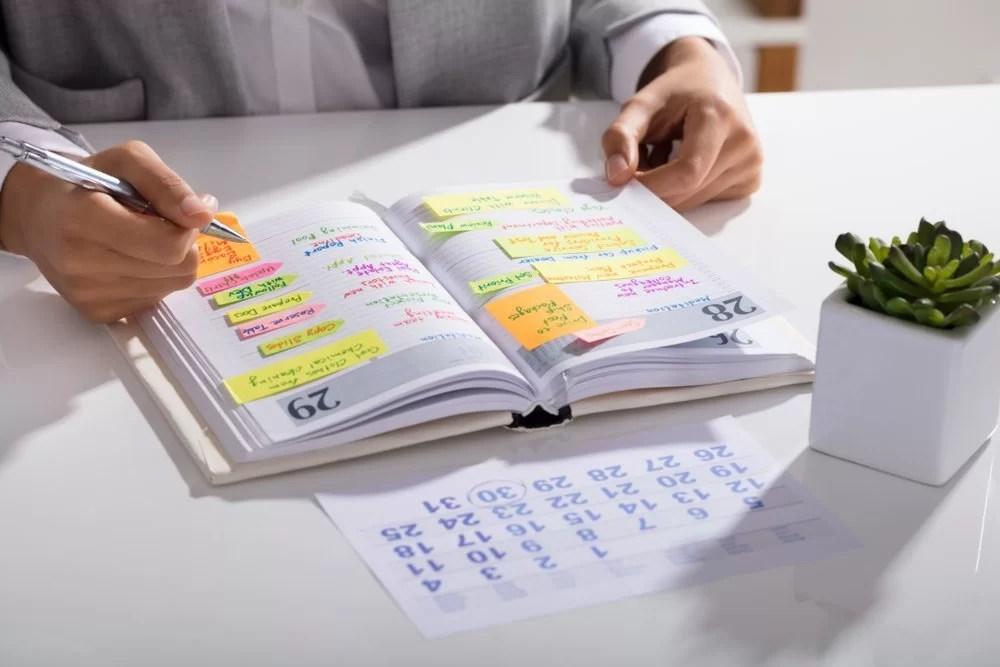 Blogplanning editoral calendar