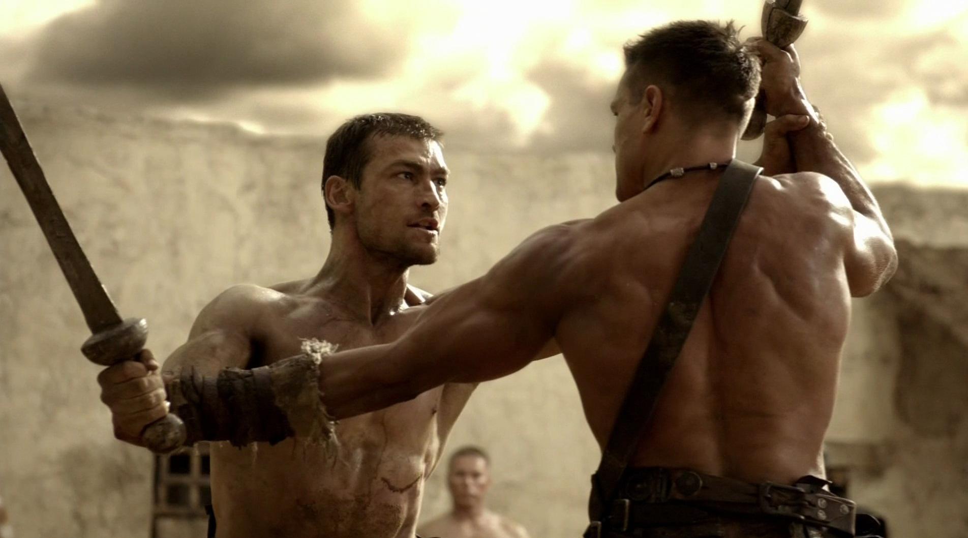 Series histricas Spartacus  Profeaventuras