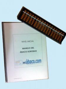 cuadernillo manual abaco soroban