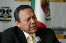 Jesús Zambrano, líder del PRD.