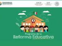 Difunde SEP nuevos lineamientos para el programa de la Reforma Educativa