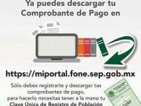 Maestro (a): consulta y descarga tu comprobante de pago en línea