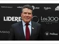 Es Juan Díaz de la Torre, uno de los 300 líderes más influyentes de México