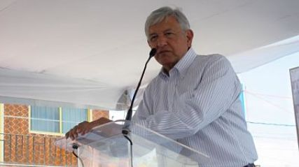 Foto: Facebook de Andres Manuel Lopez Obrador