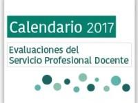 Publica INEE Calendario de Evaluaciones Docente 2017