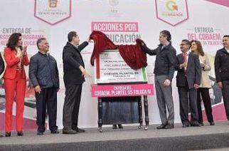 Así justificó Aurelio Nuño su visita al Estado de México