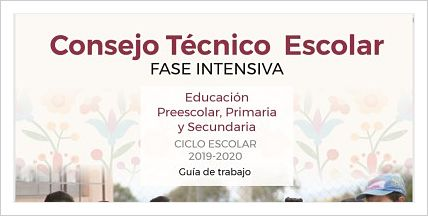 PRESENTACIONES POWER POINT PARA CTE 2019-2020 (FASE INTENSIVA)
