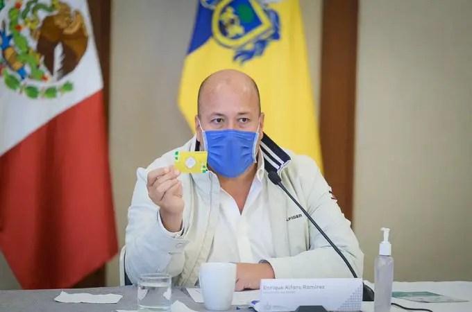 ¡De nuevo! Enrique Alfaro va por el regreso a clases presenciales en Jalisco