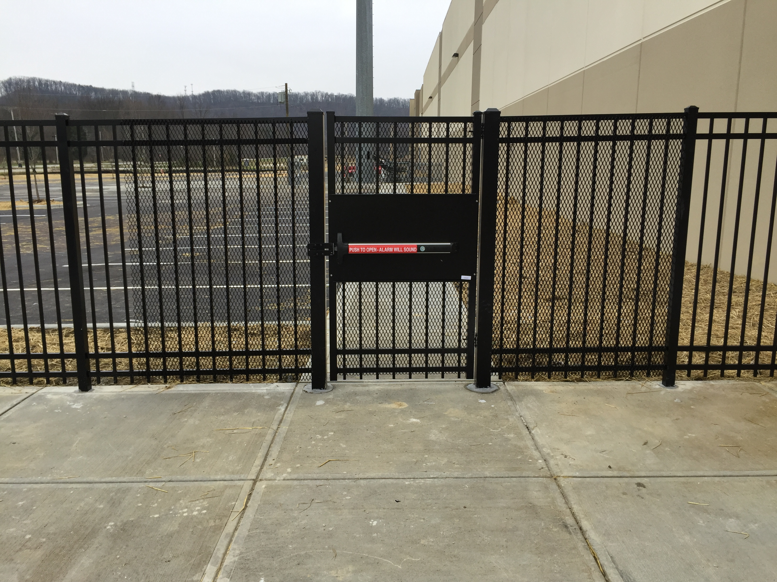 Gates Professional Fence Co