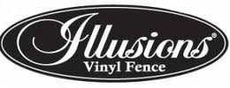 We are an authorized Illusions Vinyl fence distributor!