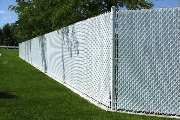 Chain Link Fence Color Or Galvanized Fittings Fabric