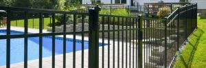 Eastern Aluminum Pool Fence