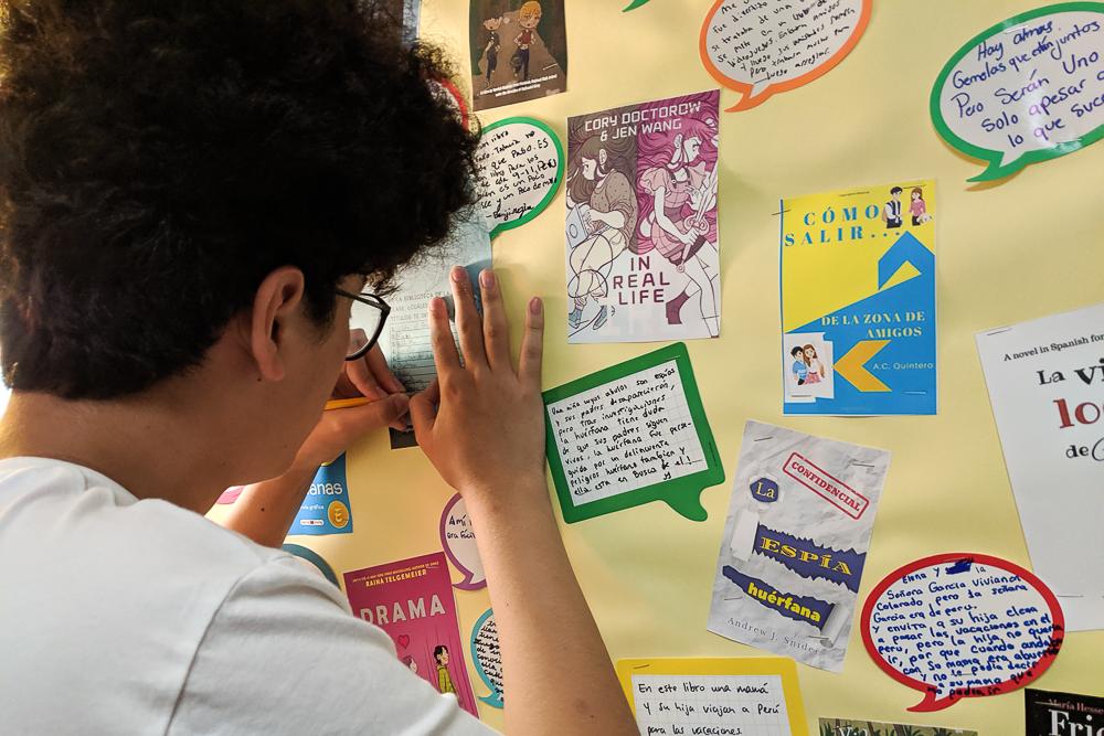 heritage student fvr lectura libre hoja de trabajo